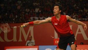 Taufik Hidayat memenangkan Djarum Indonesia Open hingga 6 kali! (foto sumber sport.news.viva.co.id)