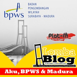 Lomba Blog Jembatan Suramadu