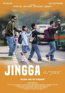 Judul: Jingga Sutradara: Lola Amaria Pemain: Hifzane Bob (Jingga), Qausary Hy (Marun), Hany Valery (Nila), Aufa Assegaf (Magenta) Durasi: 102 menit Tanggal rilis di Indonesia: 25 Februari 2016