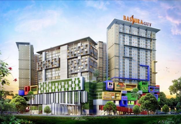 Apartemen Bassura City untuk masyarakat kalangan menengah ke bawah di kawasan Jakarta Timur. (foto sumber: bassuracity.id)