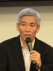 Lo Kheng Hong, investor value asal Indonesia yang mempunyai aset saham sebesar Rp 2,5 triliun pada tahun 2012. (foto dan data sumber: wikipedia.org)