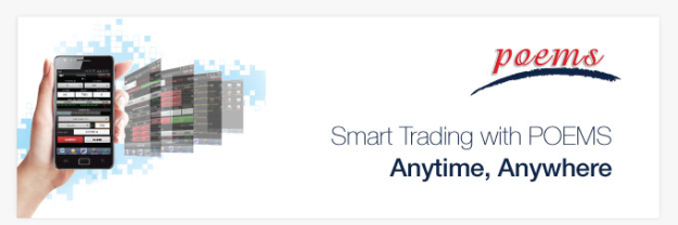 POEMS Profunds: sebuah platform online pasar saham yang menyediakan berbagai produk investasi reksadana dari berbagai Manajemen Investasi. (foto ilustrasi: www.poems.co.id)
