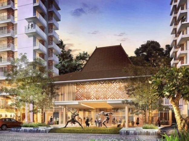 Synthesis Residence Kemang, hunian eksklusif untuk kalangan middle-up di Jakarta Selatan. (foto sumber: synthesisresidencekemang.id/)