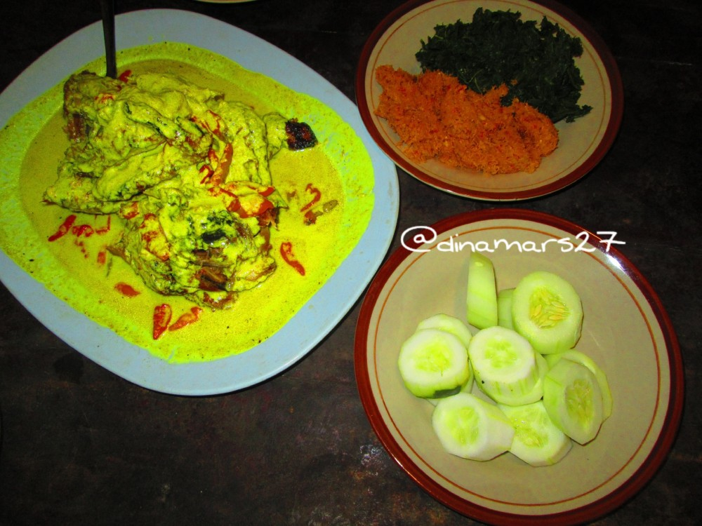 Ayam Lodho khas Tulungagung. (foto: dok.pri)