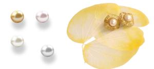 Mutiara Laut Selatan yang lazim ditemukan berwarna putih keperakan atau emas. (foto sumber: dokumen Kemenperindag)