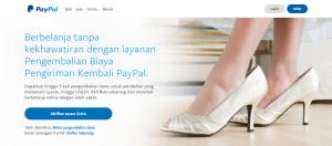 Pembayaran honor terjemahan dari agency di luar negeri menggunakan Paypal. BCA dapat menerima pencairan dana dari Paypal dengan proses mudah serta cepat. (foto: screenshot Paypal, dok.pri)