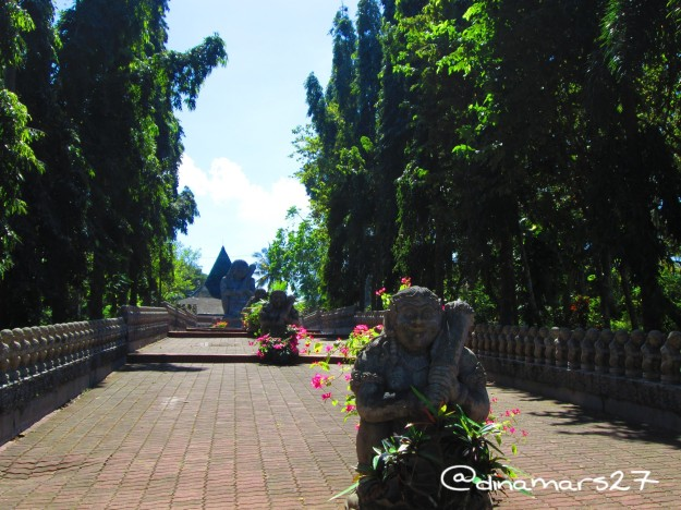Pesanggrahan Retjo Sewu. (foto: dok.pri)