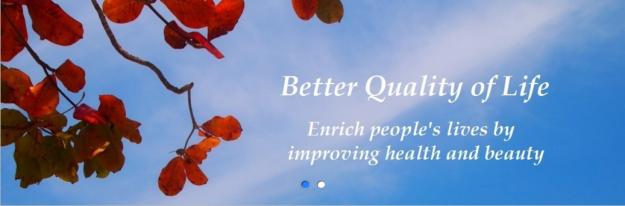 Motto PT Taisho Pharmaceutical adalah meningkatkan kualitas hidup masyarakat Indonesia. (foto sumber: taisho.co.id)