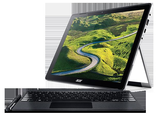 Acer Switch Alpha 12 layar monitornya bisa dilepas, fungsinya jadi seperti tablet. (foto sumber: acerid.com)