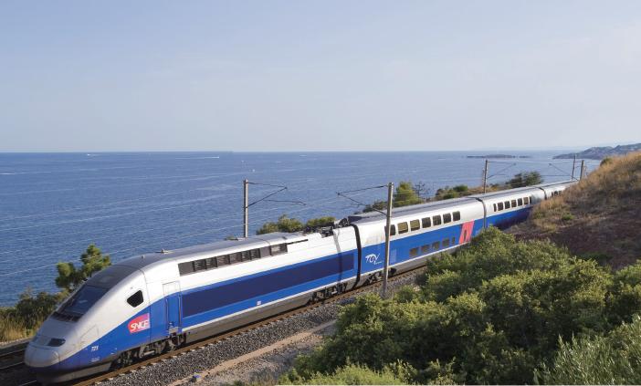 Kereta TGV Ocean yang akan diluncurkan tahun 2017 mengantarkan penumpang dari Paris ke Toulouse dalam waktu 4 jam 17 menit saja. (foto: dokumentasi Atout France)