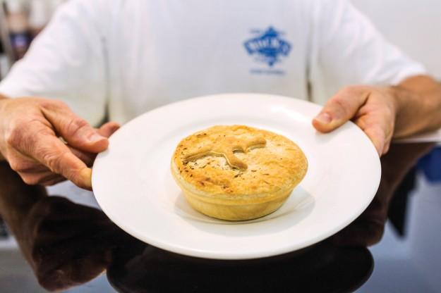 Kue Roo Pie ternyata dibuat dari daging Kanguru! (foto: dok. TEQ)